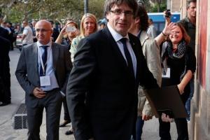 Італійський суд відпустив лідера каталонських сепаратистів Пучдемона