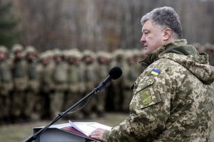 Уже партнери з НАТО приїжджають до наших воїнів вчитися — Порошенко