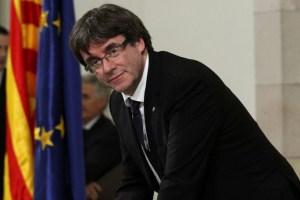 Испания выдала европейский ордер на арест Пучдемона