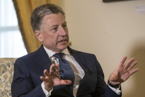 Kurt Volker: Our last meeting with Surkov was a step back