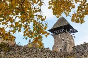 На башне Невицкого замка после реставрации появится смотровая площадка