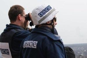 На Донбасі окупанти двічі намагалися збити безпілотник ОБСЄ