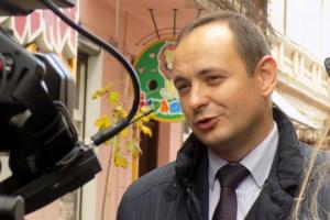 Чинний мер Франківська заявляє про свою перемогу на виборах із 85% голосів