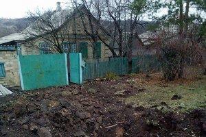 Російські окупанти обстріляли житлові будинки на Сході України