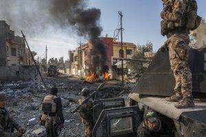 Двоє людей загинули, четверо поранені в результаті терактів в Іраку