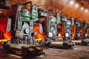 В Україні на 3,5% збільшилося виробництво металопрокату