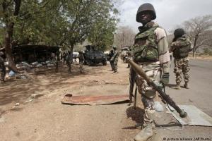 Военная операция в Нигерии: уничтожены 70 боевиков