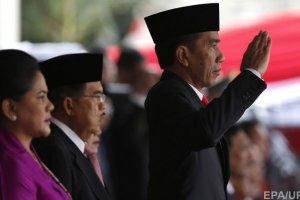На президентських виборах в Індонезії переміг чинний глава держави