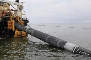 США готовят санкции против кораблей, которые строят Nord Stream 2