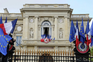 La France insiste sur l'intégration de la formule Steinmeier à la législation ukrainienne