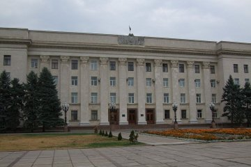Tax payments to local budgets in Kherson region grew almost four times
