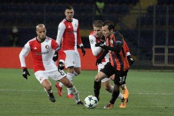 Shakhtar besiegt zum zweiten Mal Feyenoord