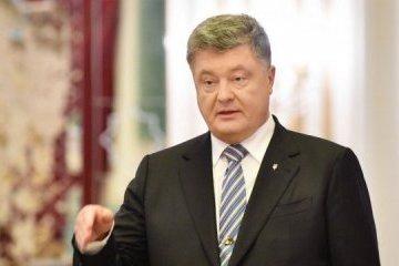 Poroshenko calls important agreement between Ukrinform and Saudi Press Agency