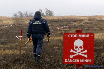 State Emergency Service: 60 ha near Kalynivka left to be cleaned up from explosives