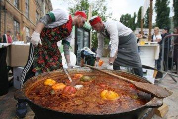 Poltava attire des touristes avec des excursions gastronomiques
