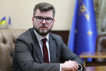 Kravtsov a été nommé à la tête de «Ukrzaliznytsia»