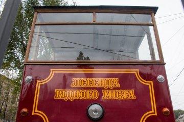 Un monument à l'égérie du tramway sera inauguré à Dnipro