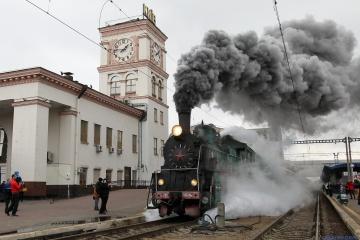基辅将启动节日环城列车