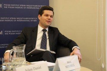 Wess Mitchell besucht Kiew