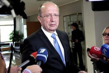 Delegación de Ucrania apoya al candidato Kubilius para el puesto de Secretario General del Consejo de Europa