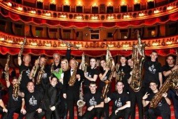 Arranca el Festival Internacional de Saxofón en Vínnytsia