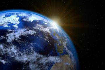 Stephen Hawking advierte que la Tierra se convertirá en una bola de fuego en 600 años