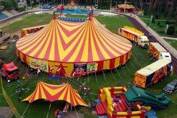 Les cirques mobiles ont été interdits à Kyiv