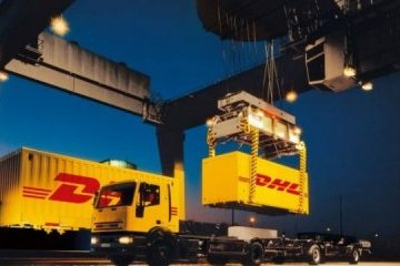 DHL says that it does not violate law while operating in Crimea