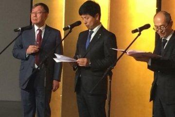 Japan's Ambassador: Year of Japan in Ukraine strengthens bilateral relations (photos)