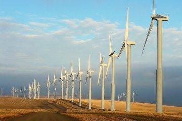 Dans la région de Kherson, 12 éoliennes ont été mises en service