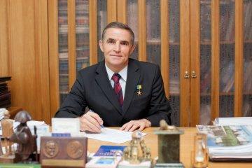 Kadenyuk: Ucrania aprovecha el potencial de la industria espacial por un máximo del 7%