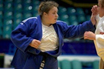 La judoka ucraniana gana el oro en el Campeonato Europeo en Montenegro
