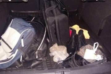 Une voiture chargée d'explosifs a été arrêtée à Kyiv