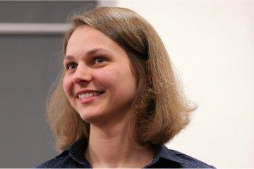 Anna Mouzytchouk sur la troisième marche du podium des meilleures joueuses d'échecs du monde