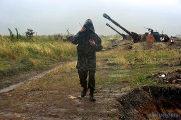 Un día en la ATO: Dos soldados resultan heridos