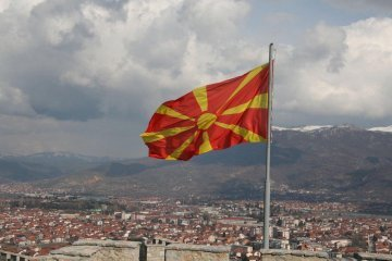 Ukraine, Macedonia agree on intensification of inter-parliamentary dialogue