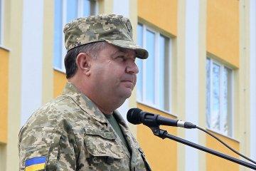 Stephan Poltorak, ministre de la Défense de l'Ukraine