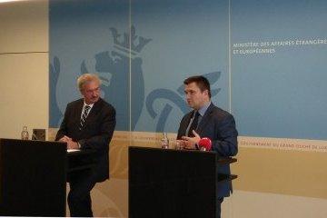 Titular de Exteriores luxemburgués: No hay razón para levantar las sanciones contra Rusia