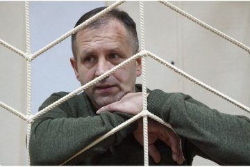 Balukh sentenced to three years and seven months in prison for Ukraine's flag in Crimea