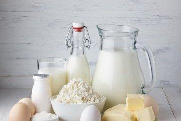 Índice de la cesta básica de productos lácteos en Ucrania se incrementa casi en un 25 %