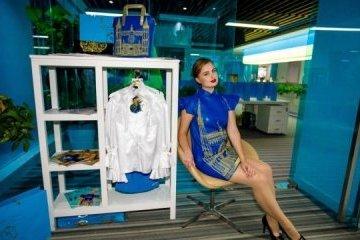 乌克兰高端服装品牌北京开设Showroom