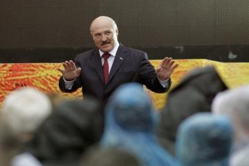 Разговоры об объединении Беларуси с РФ притянуты за уши - Лукашенко