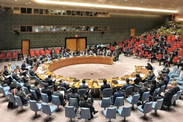 UN Security Council to discuss situation in occupied Crimea