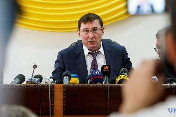 Generalstaatsanwalt: Saakaschwili hat von Kurtschenko eine halbe Million Dollar erhalten