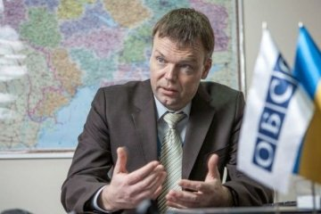 Over 400 civilians killed or wounded due to hostilities in Donbas in 2017 - OSCE