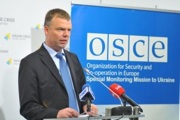 OSCE: 29 civilians killed in Donbas since beginning of year