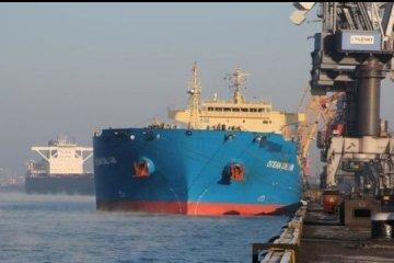 Kohle für Ukraine: Vierter Bulkfrachter aus den USA angelaufen