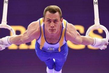 Un gymnaste ukrainien gagne une étape de la Coupe du monde
