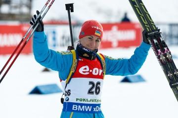 Biathlete Vilukhina banned, Vita Semerenko becomes silver medalist of 2014 Olympics
