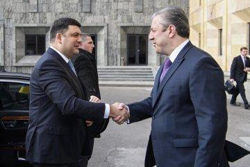 'New Silk Road': Groysman suggests involving Ukrainian companies